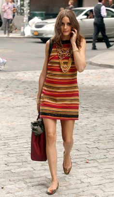 Olivia Palermo media gallery on Coolspotters. See photos, videos, and links of Olivia Palermo. Estilo Olivia Palermo, Olivia Palermo Street Style, Olivia Palermo Lookbook, Shift Dresses, Mod Fashion, Star Fashion, London Fashion, Estilo Mod, Jessica Parker