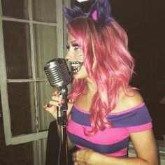 #halloween #nola #cat #cheshirecat #aliceandwonderland by barbarellablue