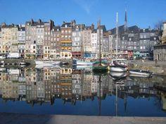 Le Port d'Honfleur - Honfleur, Basse-Normandie