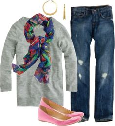 """""""2.16.13"""" by oregonmiss ❤ liked on Polyvore"""