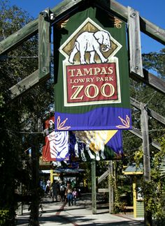 Lowry Park Zoo is renowned as one of the best in the country. The zoo doors will remain open during the RNC in Tampa next month. Clearwater Florida, Sarasota Florida, Florida Girl, Florida Living, State Of Florida, Florida Vacation, Florida Travel, Florida Home, Florida Beaches