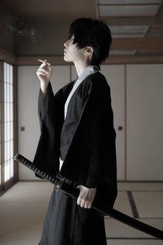 Gintama cosplay - Hijikata Toushiro