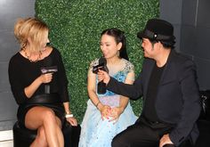 https://flic.kr/p/uLp1Xy | Lauren Van Sloten , Alan Vo Ford, Mac Africa's LA SOIREE | Mac Africa's LA SOIREE presented by SADDLE RANCH PICTURES