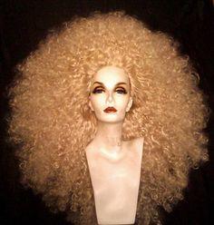 Drag Queen Wig Nicki Minaj RuPaul Lil Kim Christina Aguilera Opt Lace Front   eBay