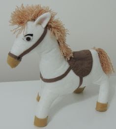 cavalo em feltro - Pesquisa Google