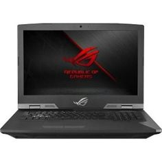 "ASUS Notebooks - 17.3"" I7 7820hk 16gb 1tb"