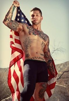 Alex Minsky is an Afghanistan #veteran who lost his right leg while serving and a Purple Heart honoree. oh shit.