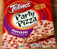 Totino's Party Pizza Pizza T, Pizza Party, Pizza Snacks, Pizza Rolls, Totinos Pizza, Bagel Bites, Frozen Pizza, Food Goals, My Favorite Food