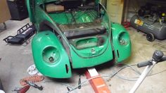 Restauration My Aircooled Kever 1968
