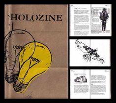 Holozine by ramonavee.deviantart.com on @DeviantArt