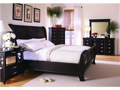Shop for aspenhome Complete Room 5 Piece, I88 Bigway, and other Bedroom Master Sets at Kloss Furniture in Highland, IL. I88 Bigway constants of your choice of bed, Sleigh Bed (-400 Headboard, -401 Footboard, -402 Side Rails, or -403 Footboard) or Poster Bed (-441 Headboard, -442 Footboard, -443 side rail), Armoire (-459 Top, -460 Base), 12 Drawer Dresser and Mirror (-453 Dresser, -463 Landscape Mirror) and 2 Liberty Nightstands (-450 Nightstands.).