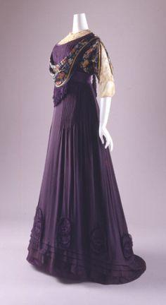 1908-10 Margaine La Croix -- -- -- #Princess sleeves - - - #Princess…