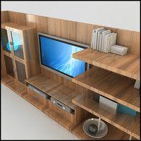 TV / Wall Unit Modern Design X_18