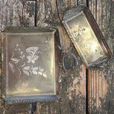 Victorian Crumb Tray