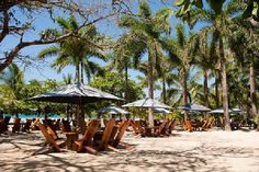 Lola's on Playa Avellana - Costa Rica near from our JW Marriott Guanacaste  and this place was awesome!!!