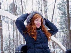 Camille Crimson - Winter is coming!