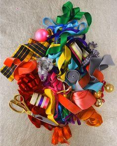 Ribbons.