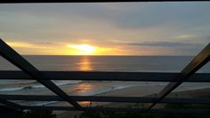 Sunset view from SOS Rooftop & Restaurant