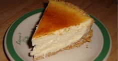 Watts Cooking: Baked Cheesecake using just one 8 oz. pkg. cream cheese
