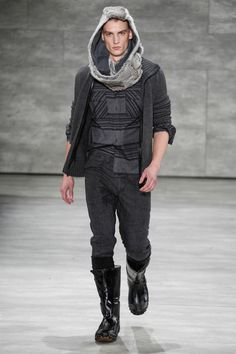 Nicholas K Fall-Winter 2014 Men's Collection