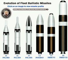 Trident 2 Missile . صاروخ ترايدنت 2  http://malwmataskrya.blogspot.com/