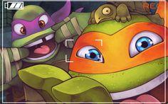 Snapshot - 2012 Teenage Mutant Ninja Turtles Fan Art (35594502 ...