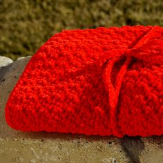 jemnučká červená deka