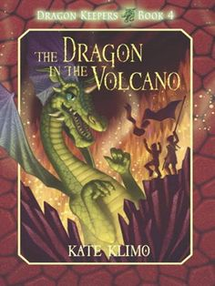What do you do when your dragon becomes a 'tween? And that's exactly what Dragon Keepers Jesse and Daisy do when their dragon, Emmy, outgrows their garage and starts disappearing. Luckily, when. Dragon, Lewis And Clark, Fantasy Fiction, Random House, Book Nooks, Volcano, Book Lovers, New Books, Childrens Books