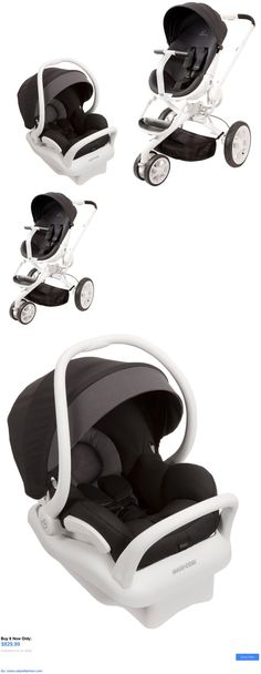 Other Baby Safety and Health: Quinny Moodd Travel System Baby Stroller Mood W/ Mico Max Infant Car Seat Black BUY IT NOW ONLY: $829.99 #ustylefashionOtherBabySafetyandHealth OR #ustylefashion