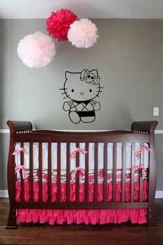 Cute nursery-- HK without an overload of pink
