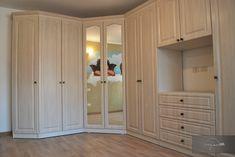 Amenajare completa apartament | Lignaprod Kitchen Cabinets, Decor, Closet, Furniture, Kitchen, Home, Cabinet, Armoire, Home Decor