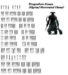 Tin Whistle, Music Sheets, Sheet Music, Dragonborn Skyrim, Native American Flute, Tin Man, Musical Instruments, Clarity, Language
