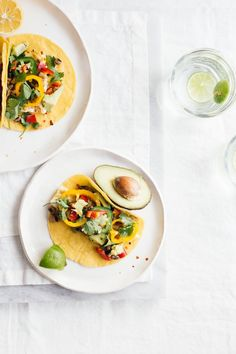 Already looking forward to morning to try these ultimate breakfast tacos.