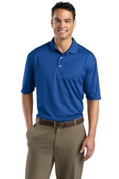 Sport-Tek® - Dri-Mesh® Polo. When you get active, stay confident with the advanced double poly mesh construction of Dri-Mesh. Engineered to wick moisture with ease, this lightweight polo has superior breathability to help you keep your cool.- Arizona Cap Company - (480) 661-0540 Custom Printed & Embroidered. Visit our website for the colors available and the price.