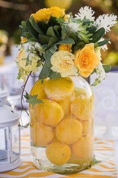 ideas de centros de mesa originales para boda   ActitudFEM