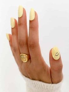 Summer Gel Nails, Cute Gel Nails, Cute Summer Nails, Funky Nails, Spring Nails, Nails Summer Colors, Nail Colors, Coffin Nails, Acrylic Nails