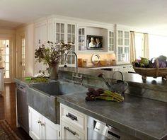 Sequoia Contracting Company Ltd. Rye, NY (kitchen)