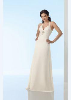 ad28c975ee9 wedding dresses beach wedding dresses short wedding dresses with straps  sweetheart popular halter v-neck beads pin empire satin sweep train beach  bridal ...