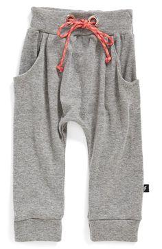 Electrik Kidz Organic Cotton Jogger Pants (Baby)   Nordstrom