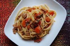 Carrot-basil spaghetti meat sauce: You won't miss the onions and garlic | Dallas Morning News