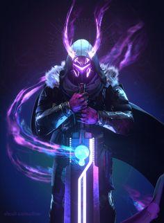 Destiny Comic, Destiny Game, Fantasy Armor, Dark Fantasy Art, Fantasy Character Design, Character Art, Destiny Backgrounds, Destiny Bungie, Images Star Wars