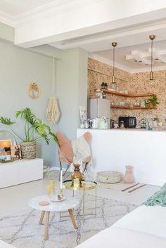 Home Interior Design Living Room Lighting, Living Room Decor, Interior Design Living Room, Living Room Designs, Home Room Design, House Design, Diy Deco Rangement, Primark Home, Surf Decor