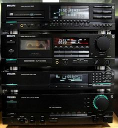 PHILIPS SERIES 800 Hifi Music System, Audio System, Hifi Speakers, Hifi Audio, Mini System, Audio Rack, Appliance Sale, Audio Design, Audio Equipment