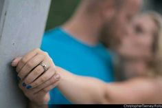 Another favorite shot from engagement session