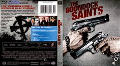 bOONDOCK SAINTS | The Boondock Saints - Movie Blu-Ray Scanned Covers