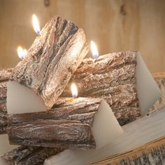 It's About Romi, Yule, Deco Nature, Deco Originale, Xmas, Christmas, Objects, Candles, Holiday