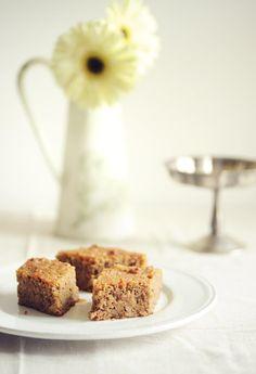 Karydopita-Walnut Cake