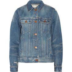 Madewell Denim Jacket as seen on Blake Lively
