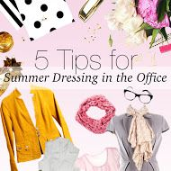 Tips to look hot and stay cool on my BLOG today!
