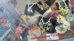 Vetrina della settimana #viamilano52 Cesenatico tanto colore fiori e fantasia